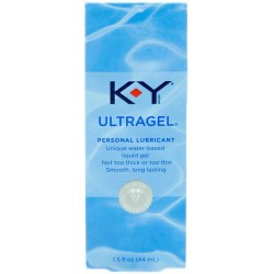 KY Ultragel Lubricant 1.5oz