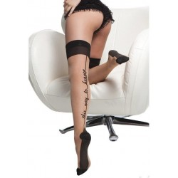 Coquette This Way To Heaven Stockings
