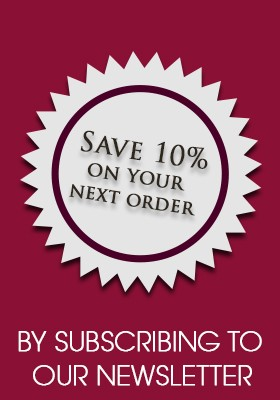 10% Newsletter Discount